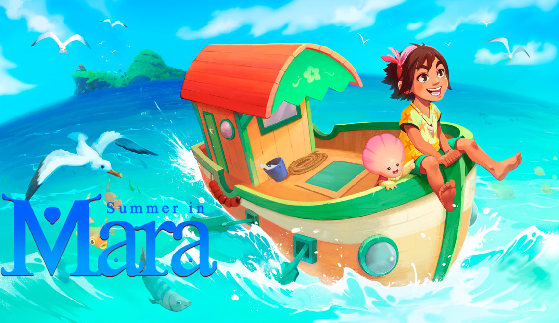 [Review] Summer in Mara – Nintendo Switch