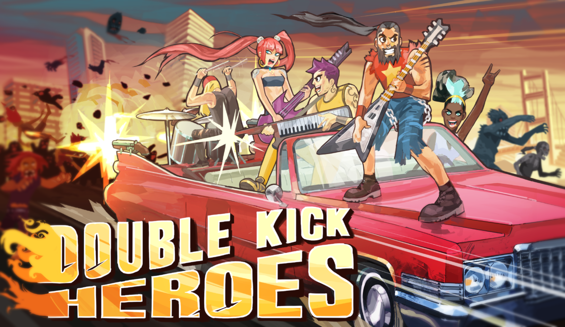 [Review]: Double Kick Heroes – Nintendo Switch