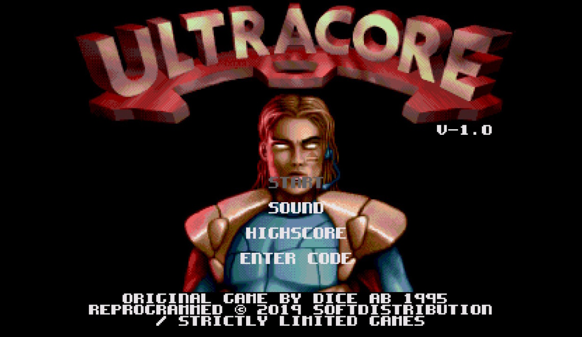 [Review] Ultracore – Nintendo Switch