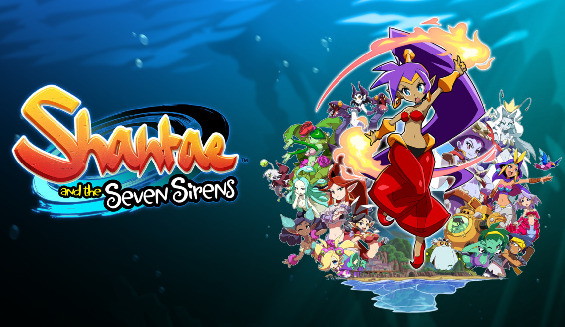 [Review]: Shantae and the Seven Sirens – Nintendo Switch