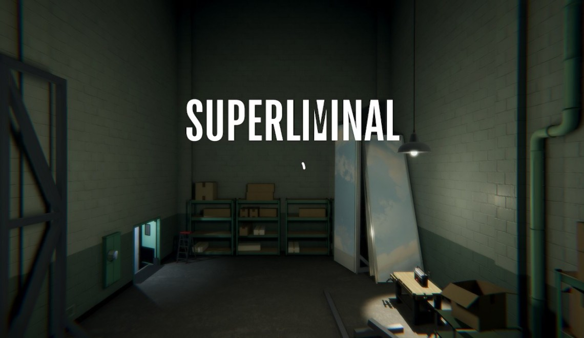 [Review] Superliminal – Nintendo Switch