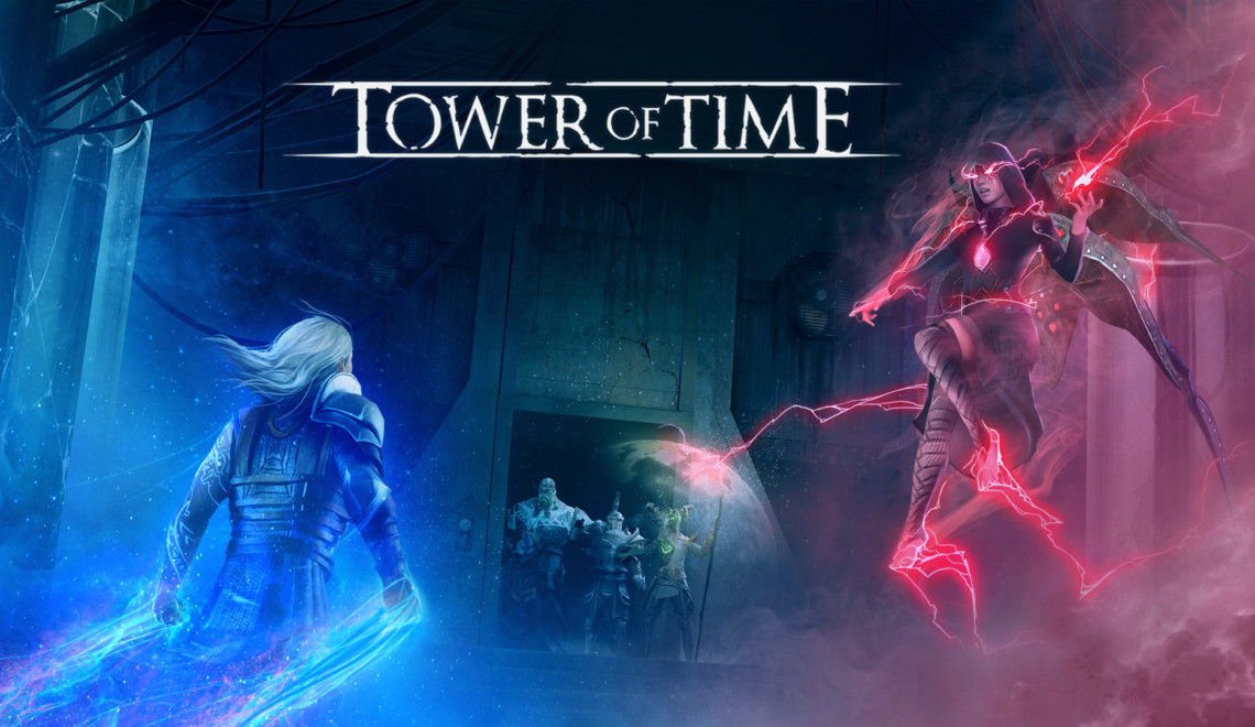 [Review] Tower of Time – Nintendo Switch
