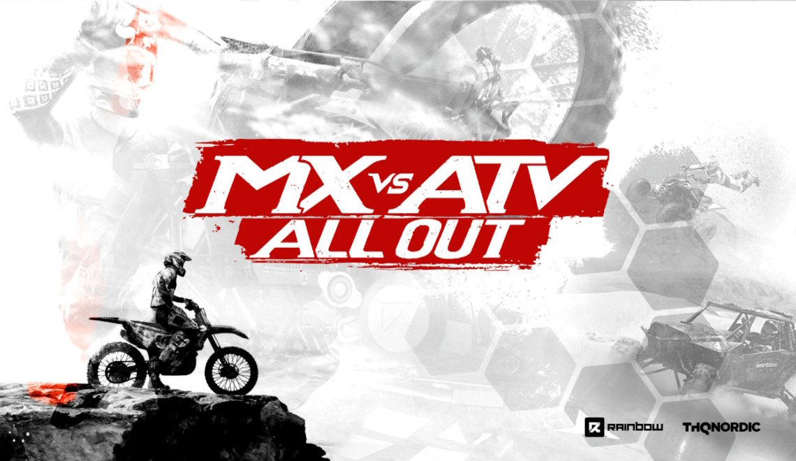 [Review] MX vs ATV All Out – Nintendo Switch