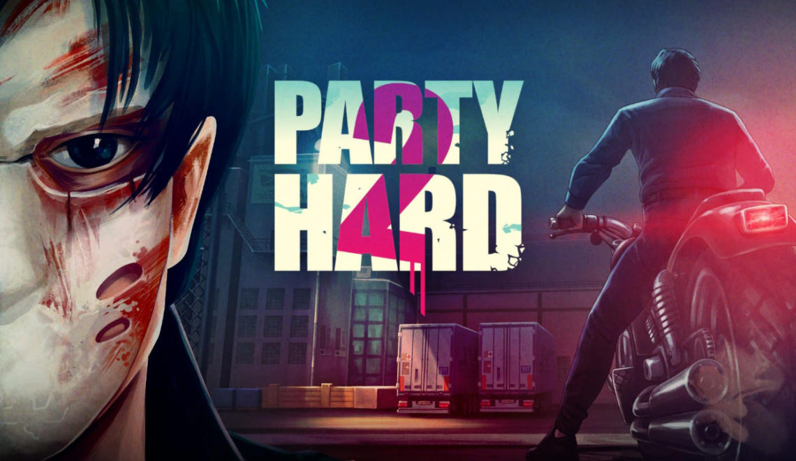 [Review] Party Hard 2 – Nintendo Switch