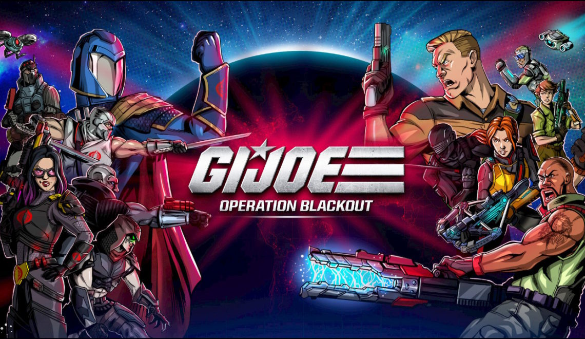 [Review] GI Joe: Operation Blackout – Nintendo Switch