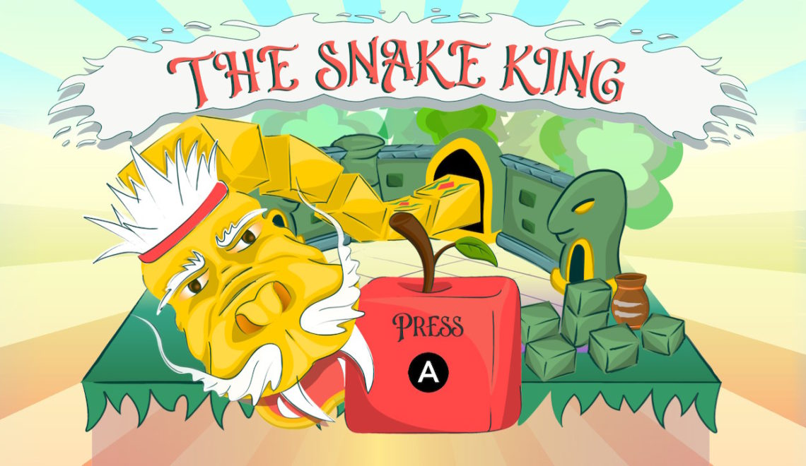 [Review] Snake King – Nintendo Switch