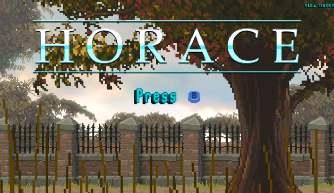 [Review] Horace – Nintendo Switch