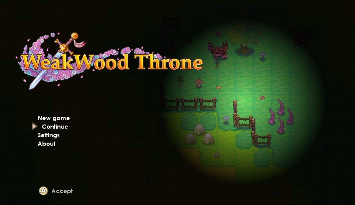 [Review] Weakwood Throne – Nintendo Switch