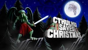 [Review] Cthulhu Saves Christmas – Nintendo Switch