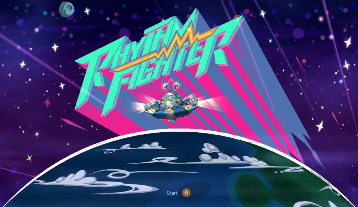 [Review] Rhythm Fighter – Nintendo Switch