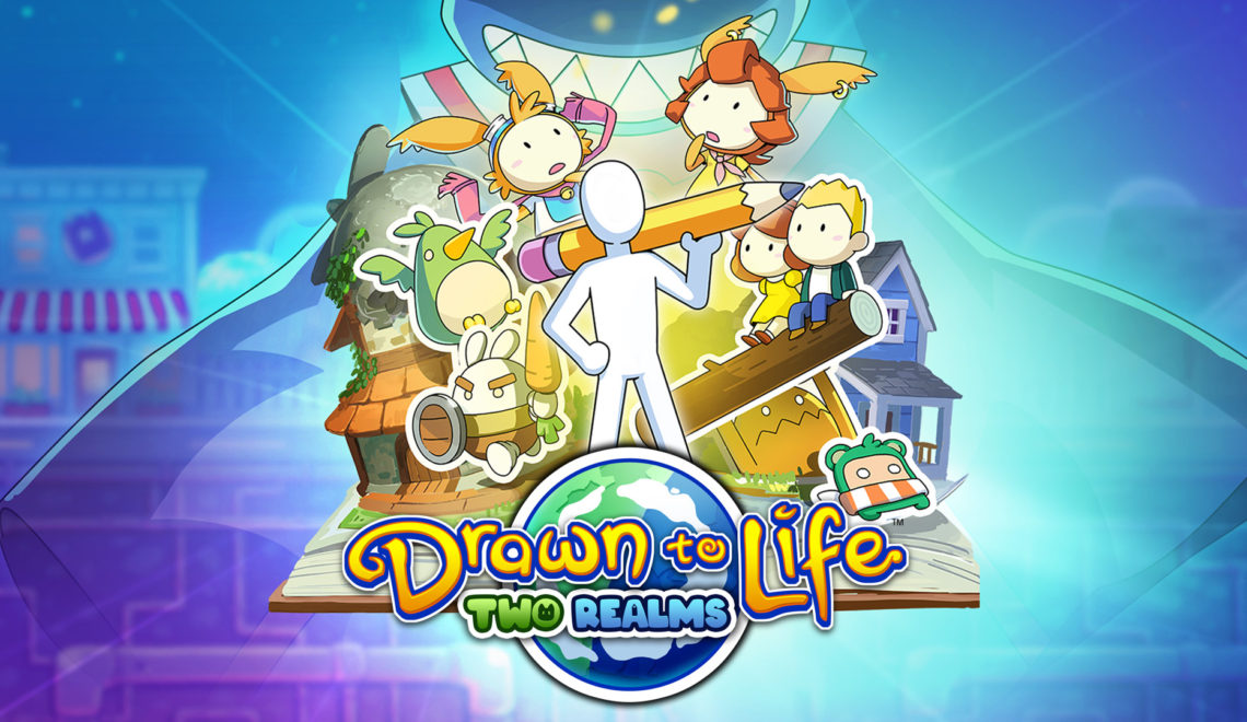 [Review] Drawn to Life: Two Realms