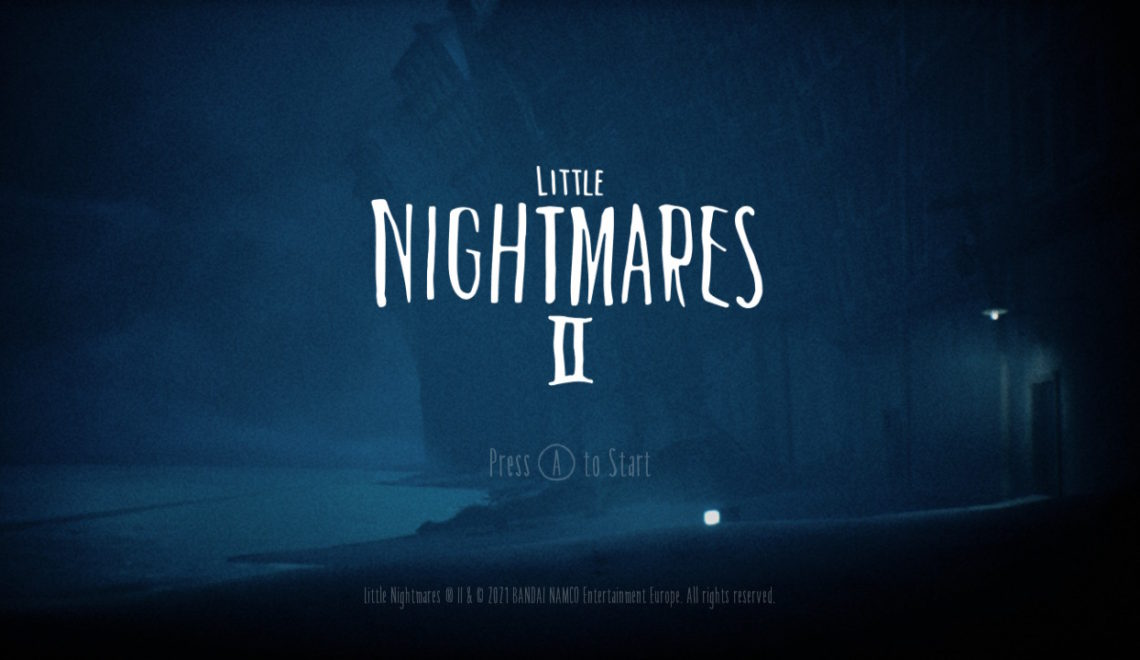 [Review] Little Nightmares 2 – Nintendo Switch