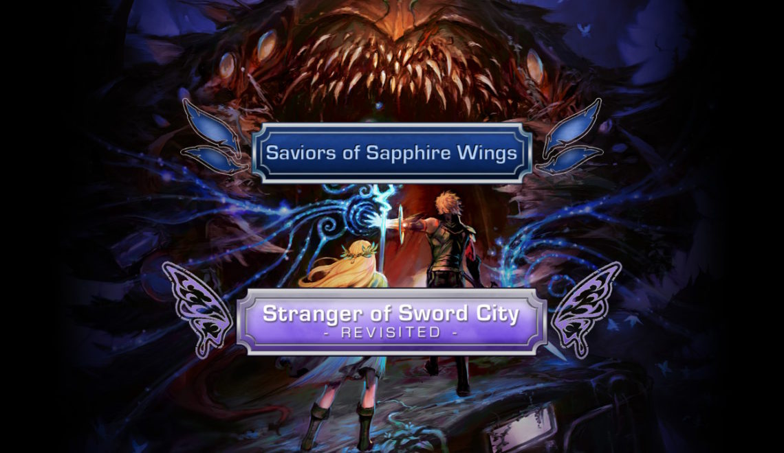 [Review] Saviors of Sapphire Wings / Stranger of Sword City Revisited – Nintendo Switch