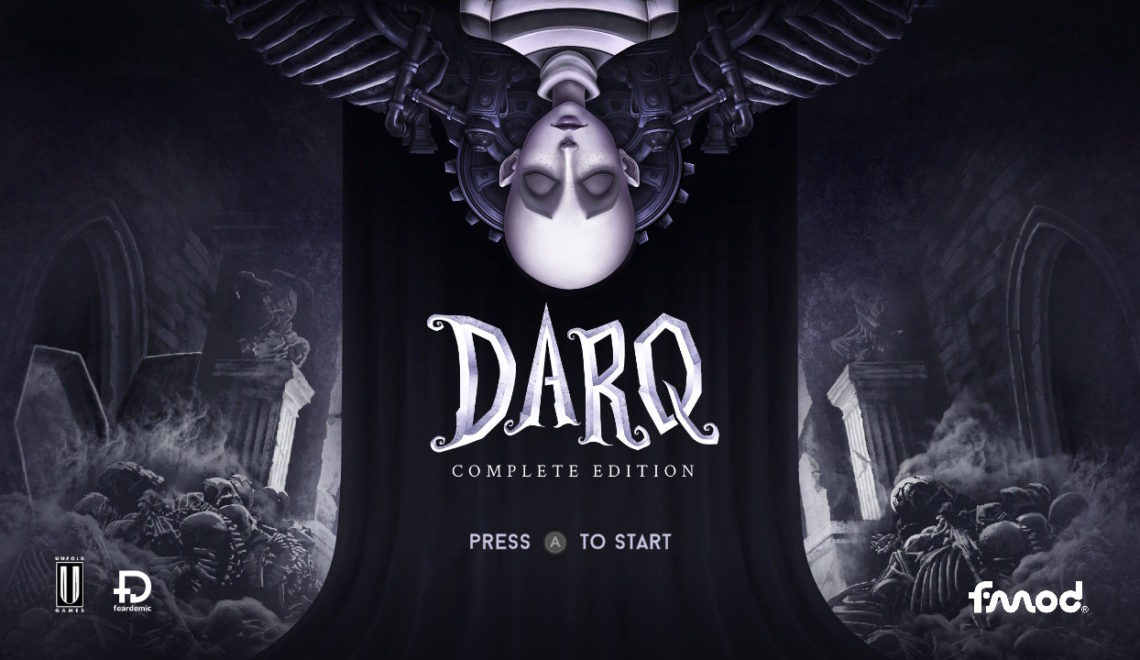 [Review] Darq: Complete Edition – Nintendo Switch