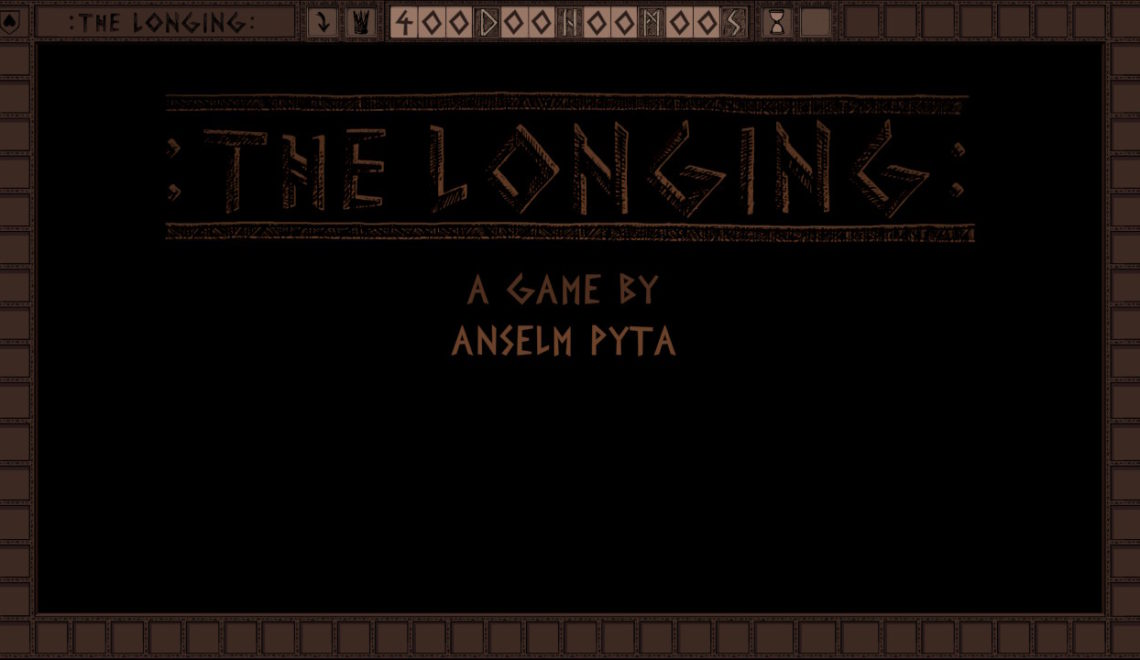 [Review] The Longing – Nintendo Switch
