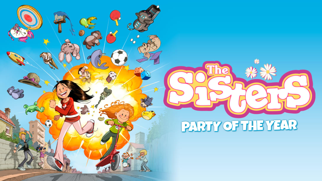 [Review] Nintendo Switch – The Sisters: Party of the Year