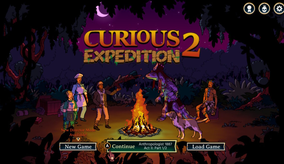 [Review] Curious Expedition 2 – Nintendo Switch